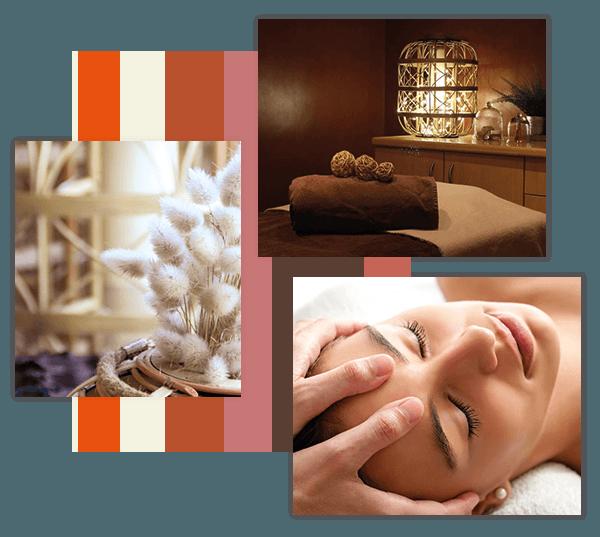 Espace détente et massage